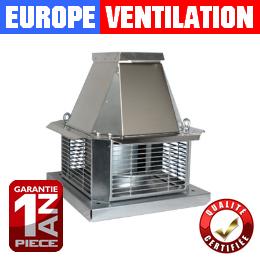 Europe ventilation - Hotte de cuisine restaurant ...